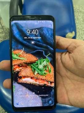 Se vende samsung galaxy S9 plus dual sim