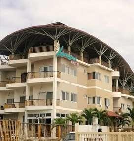 Se vende hotel en Ayangue - Santa Elena - Ecuador