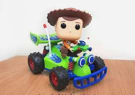 Funko Pop Ride Woddy con Rc