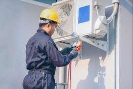 Técnico en aire acondicionado y refrigeración