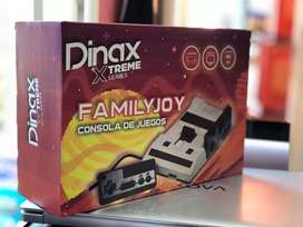 Consola family retro 500 juegos
