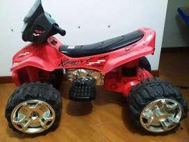 Cuatri-moto eléctricas niños