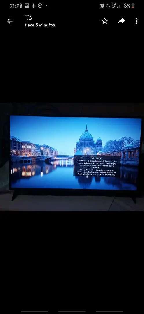 Televisor LG 49' UHD 4K 0