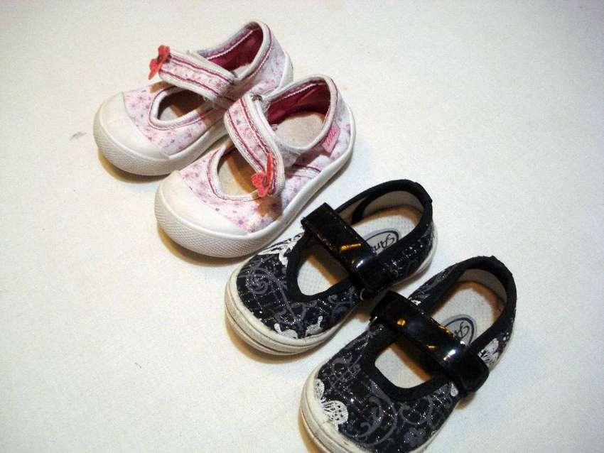 calzado de nena x2 (n..17 y 19) 0