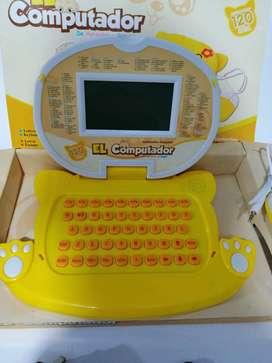 computador didactico para niños