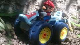 Mario kart 8 funcionando a pila