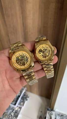 Venta de relojes para dama y caballero