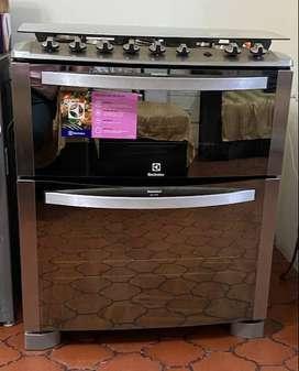 Cocina - Doble Horno Electrolux