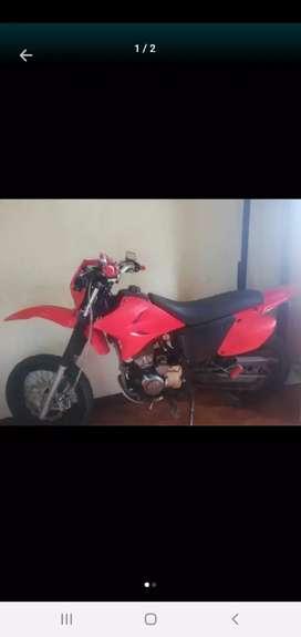 Se Vende Moto SUKIDA-200Cl. $850