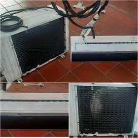 Remate - Aire Acondicionado HACEB 110 V