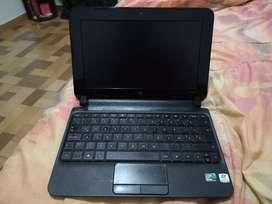Portátil Mini COMPAQ cq10 como nuevo.