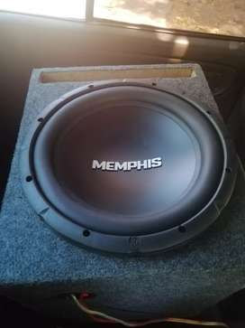 Power KICKER y bajo MEMPHIS