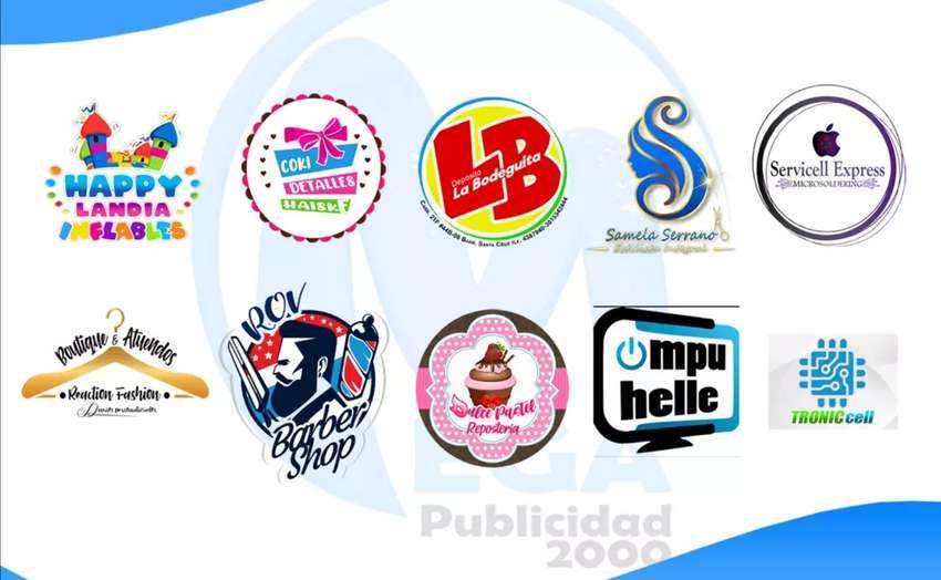 Diseñamos tu Logotipo contactanos