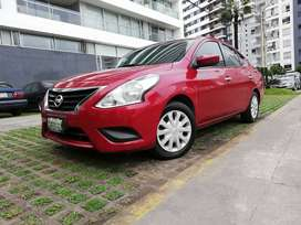 Nissan Versa 2015 Full equipo