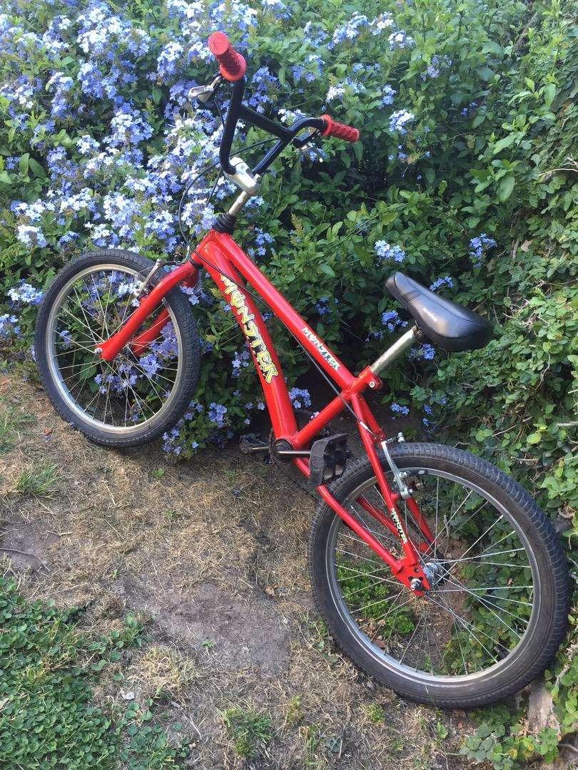 Bicicleta niños/as 0