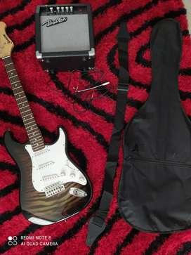 Guitarra electrica storm