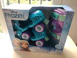 Patines frozen disney infantil