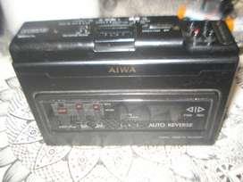 Walkman Aiwa Hs F150 Retro De Coleccion Leer Bien No Envio