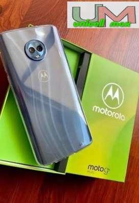 MOTO G6 PLUS 64GB NUEVOS LIBRES LOCAL GTIA