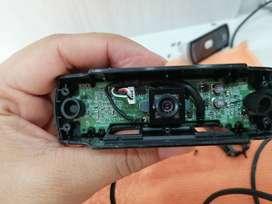 Reparación cámara logitech