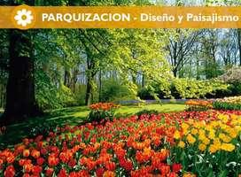 Jardines Parquizaciones Césped Desinfecciones BIEN VERDE Córdoba