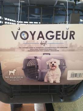 Transportador para perros raza pequeña