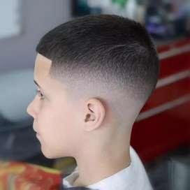 Barbero y  peluqueria a domicilio
