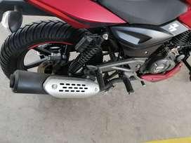 Vendo moto pulsar 180, usado 3 meses esta todo en buen estado papeles al dia y tiene garantia de casa