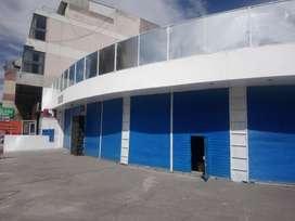 Alquiler local comercial 400 m2 cercado de Arequipa