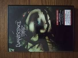 """Evanescence """"Anywhere but home"""", DVD + CD original"""