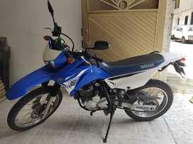 Yamaha xtz 250 en muy buen estado