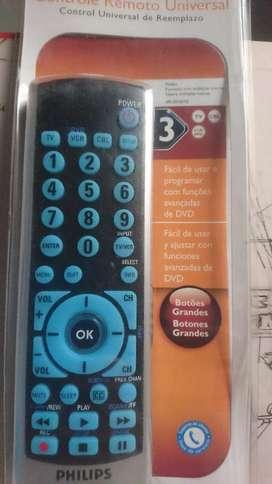 Control Remoto Universal Philips