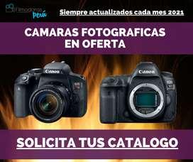 Venta de camaras fotograficas y camaras de video