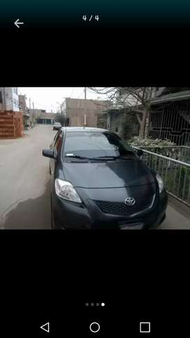 Toyota Yaris economico
