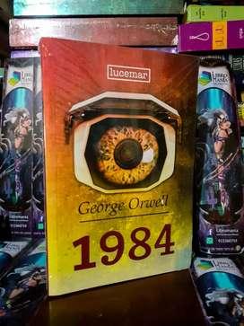 1984. George Orwell. Lucemar