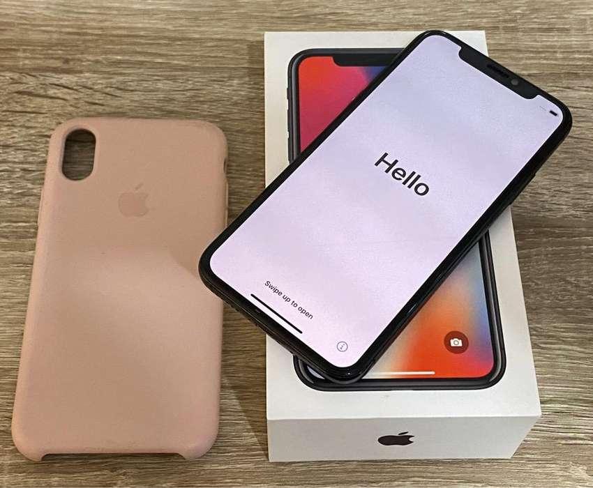 iPhone X De 64gb Liberado! Estado De Uso 9/10 0