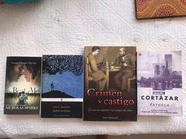 Libros en perfecto estado