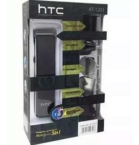Maquina de Afeitar HTC AT-1201 5 En 1