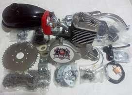 Motores, Repuestos y Bujías para Motor de Bicicleta, Ciclomotor y Bicimoto.