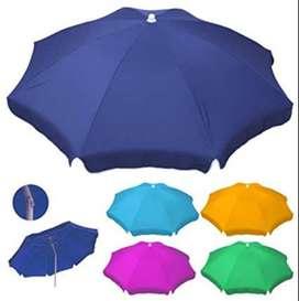 Parasol Sombrilla 2.40 m De Altura