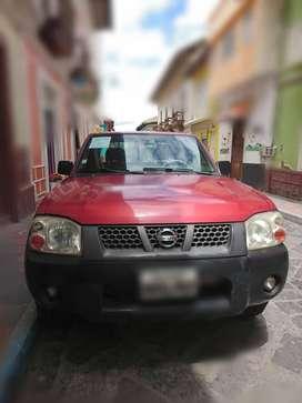 Camioneta Nissan Frontier Doble cabina , Camioneta doble cabina