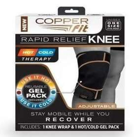 Rodillera  Gel Cooper Fit Knee