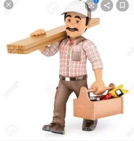Carpintero a domicilio