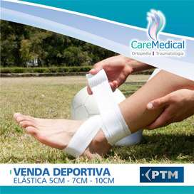 Venda Deportiva 5cm PTM Ortopedia Care Medical
