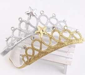 Diadema Corona de Princesa Fiesta