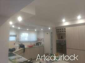 ARTE DURLOCK, colocación y diseño con placas , Rosario Funes Roldán.