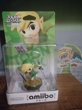Zelda Amiibo toon link