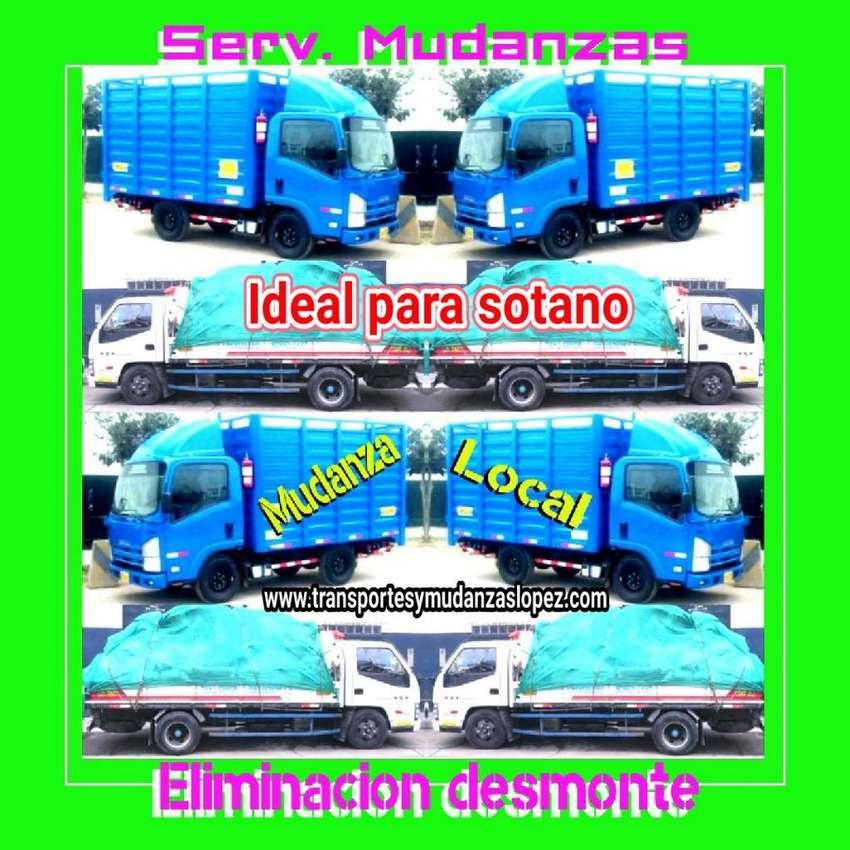 ELIMINACIÓN DE DESMONTE //RECOJO  MALEZA // TAXI CARGA Y MINI MUDANZA 0