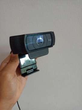 Web cam, Logitech, HD, c920s pro.