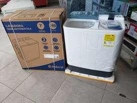 Lavadora inducol 7 kilos nueva